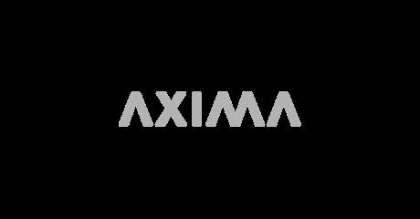 Logo partner AXIMA